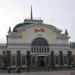 Железнодорожные вокзалы Вороново